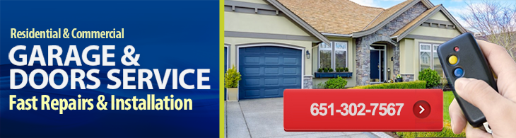 Garage Door Repair Services in Minnesota