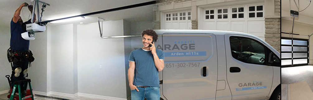 Garage Door Repair Arden Hills, MN | 651-302-7567 | Call Now !!!